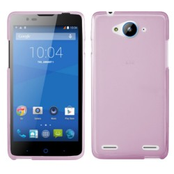 Funda Gel Tpu Zte Blade L3 Plus Color Rosa