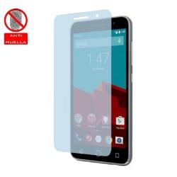 3x Protector Pantalla Mate Antihuellas (Anti-Glare) para Vodafone Smart Prime 6