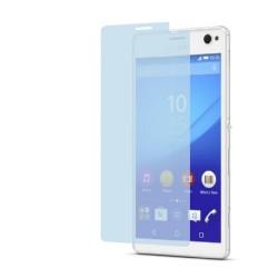 3x Protector Pantalla Ultra-Transparente para Sony Xperia C4