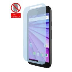 "3x Protector Pantalla Mate Antihuellas (Anti-Glare) para Motorola Moto G 3 5"" (3Ra Gen.) 2015"