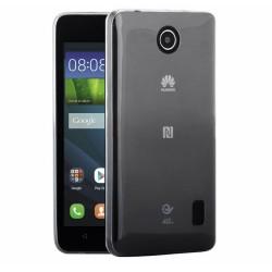 Funda Gel Tpu Fina Ultra-Thin 0,3mm Transparente para Huawei Ascend Y635