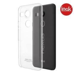 Carcasa Funda Dura Transparente Imak para Google Lg Nexus 5X