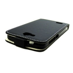 Funda Piel Premium Ultra-Slim Huawei Honor Holly Negra
