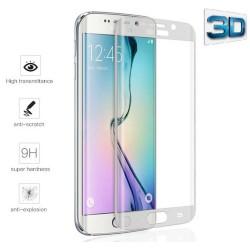 Protector Pantalla Cristal Templado Color Transparente para Samsung Galaxy S6 Edge + Plus Vidrio