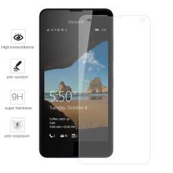 Protector Pantalla Cristal Templado para Microsoft Lumia 550 Vidrio