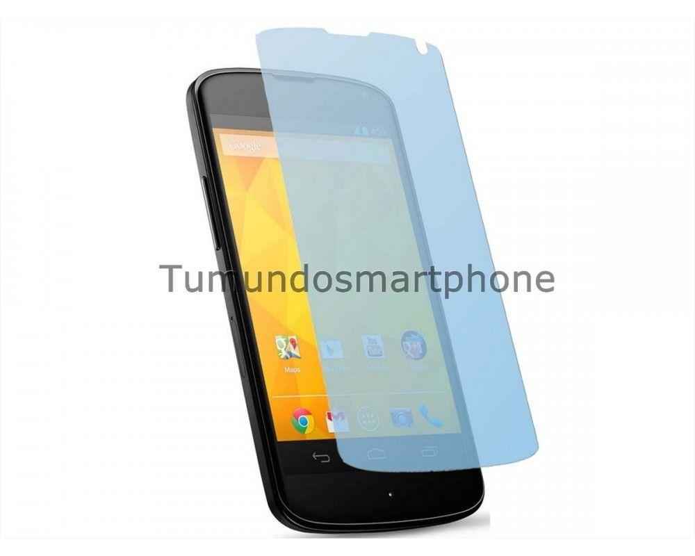 3 X Protector Pantalla Lg Google Nexus 4 E960