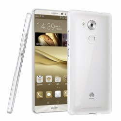 Funda Gel Tpu Fina Ultra-Thin 0,3mm Transparente para Huawei Mate 8