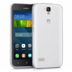 Funda Gel Tpu Fina Ultra-Thin 0,3mm Transparente para Huawei Y5