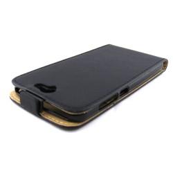 Funda Piel Premium Ultra-Slim HTC One A9 Negra
