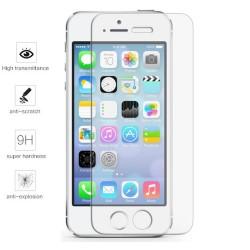 Protector Pantalla Cristal Templado para Iphone 5 / 5S / Se Vidrio