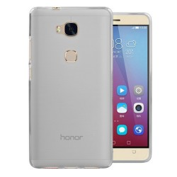 Funda Gel Tpu Huawei Honor 5X Color Transparente