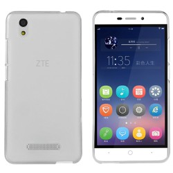 Funda Gel Tpu Zte Blade A452 Color Tranparente