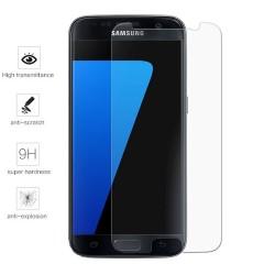 Protector Pantalla Cristal Templado para Samsung Galaxy S7 Vidrio