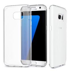 Funda Gel Tpu Fina Ultra-Thin 0,3mm Transparente para Samsung Galaxy S7 Edge