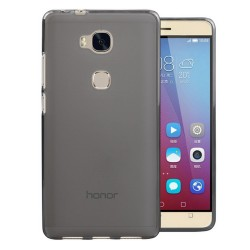 Funda Gel Tpu Huawei Honor 5X Color Negra