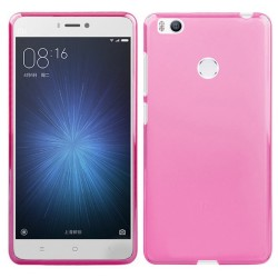 Funda Gel Tpu Xiaomi Mi 4S Color Rosa