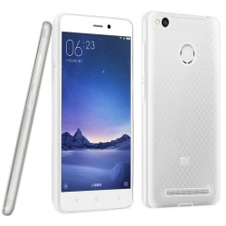 Funda Gel Tpu Fina Ultra-Thin 0,3mm Transparente para Xiaomi Redmi 3S / 3x / 3 Pro