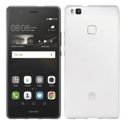 Funda Gel Tpu Fina Ultra-Thin 0,3mm Transparente para Huawei P9 Lite