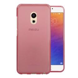 Funda Gel Tpu Meizu Pro 6 Color Rosa