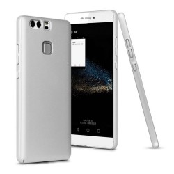 Carcasa Funda Dura Completa Plata para Huawei P9