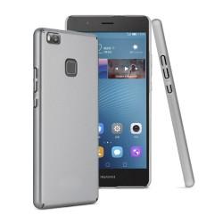 Carcasa Funda Dura Completa Plata para Huawei P9 Lite