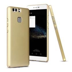 Carcasa Funda Dura Completa Dorada para Huawei P9