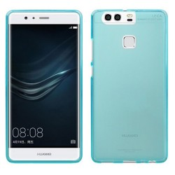 Funda Gel Tpu Huawei P9 Color Azul