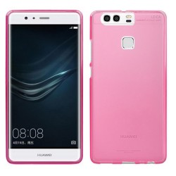 Funda Gel Tpu Huawei P9 Color Rosa