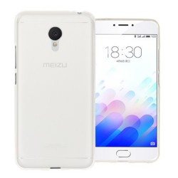"Funda Gel Tpu Meizu M3 Mini / M3S 5"" Color Transparente"