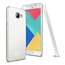 Carcasa Funda Dura Completa Plata para Samsung Galaxy A3 (2016)