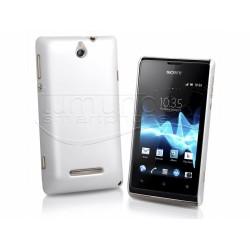 Carcasa Dura Sony Xperia E Color Blanca
