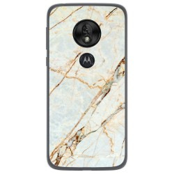 Funda Gel Tpu para Motorola Moto G7 Play diseño Mármol 13 Dibujos
