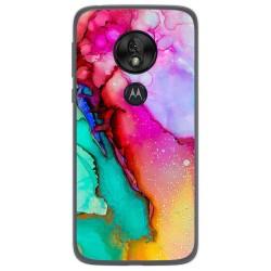 Funda Gel Tpu para Motorola Moto G7 Play diseño Mármol 15 Dibujos