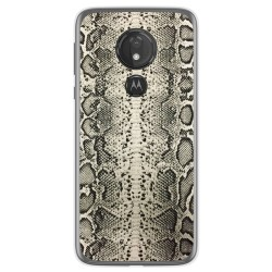 Funda Gel Tpu para Motorola Moto G7 Power diseño Animal 01 Dibujos