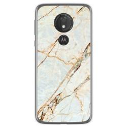 Funda Gel Tpu para Motorola Moto G7 Power diseño Mármol 13 Dibujos