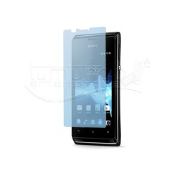 3 X Protector Pantalla Sony Xperia E