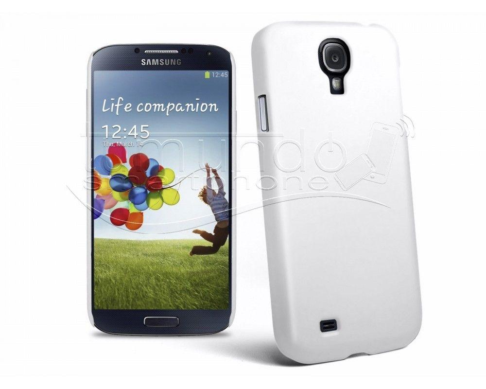 Carcasa Dura Samsung Galaxy S4 I9500 Color Blanca