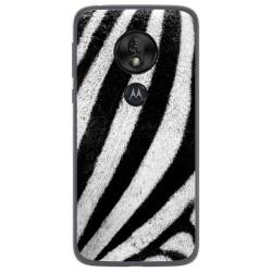 Funda Gel Tpu para Motorola Moto G7 Play diseño Animal 02 Dibujos