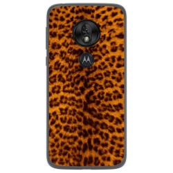 Funda Gel Tpu para Motorola Moto G7 Play diseño Animal 03 Dibujos