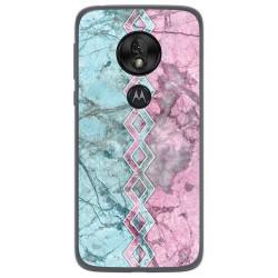 Funda Gel Tpu para Motorola Moto G7 Play diseño Mármol 08 Dibujos