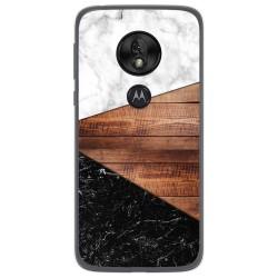 Funda Gel Tpu para Motorola Moto G7 Play diseño Mármol 11 Dibujos