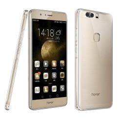 Funda Gel Tpu Fina Ultra-Thin 0,3mm Transparente para Huawei Honor V8