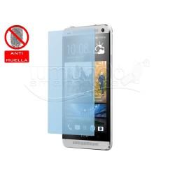 3 X Protector Pantalla Anti-Glare HTC One (M7)