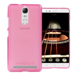 Funda Gel Tpu Lenovo K5 Note Color Rosa