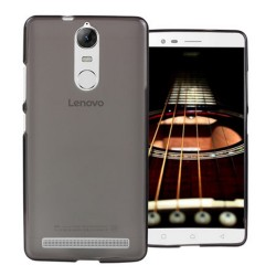 Funda Gel Tpu Lenovo K5 Note Color Negra