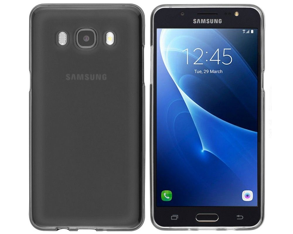 Funda Gel Tpu Samsung Galaxy J5 (2016) Color Negra