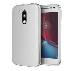 Funda Gel Tpu Motorola Moto G4 / G4 Plus Color Transparente