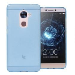 Funda Gel Tpu Letv Le2 / Le2 Pro  Color Azul