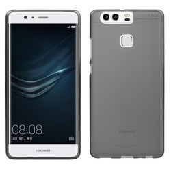 Funda Gel Tpu Huawei P9 Plus Color Negra