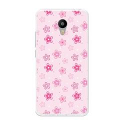 "Funda Gel Tpu para Meizu M3 Note 5.5"" Diseño Flores Dibujos"